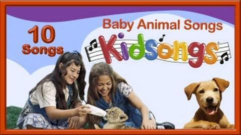 Baby Animal Songs by Kidsongs Best Kid Song The Petting Zoo 5 Little Ducks PBS Kids kids
