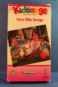Very Silly Songs - Original VHS