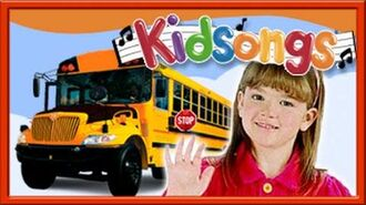 Kidsongs - The Wheels On The Bus - The Bus Song - Top Nursery Rhymes - Kids Play Songs -PBS Kids