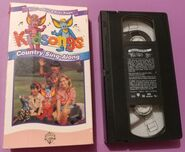 Kidsongs - Country Sing-Along (1995 Kidvision Re-release)