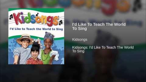 I'd Like to Teach the World to Sing (song)