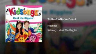 Ta-Ra-Ra-Boom-Dee-A