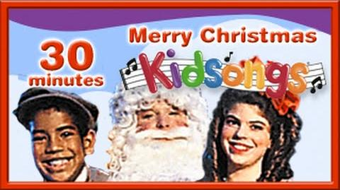 We Wish You a Merry Christmas Kidsongs Best Kids Christmas Songs Frosty PBS Kids Jingle