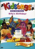 Billy's Birthday - DVD cover