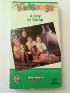 A Day at Camp - Original VHS