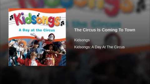 The Circus Is Coming To Town-1419882767