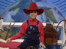 Christopher Aguilar in Season 1 of The Kidsongs Television Show.