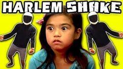 KR2 Harlem Shake with Krischelle