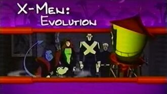 Kids' WB (2002) - X-Men Evolution Promo