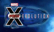 X-Men- Evolution opening card