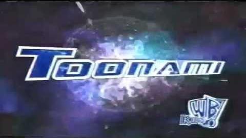 Kids' WB Toonami 2001-2002