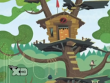 Coop and Dennis' Treehouse