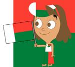 Phoebe Del Oro (Madagascar)