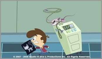 Kid-vs-Kat-Season-2-Episode-2-Flea-Brains--Menace-the-Dennis