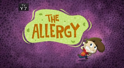6-2 - The Allergy