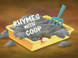 Rhymes With Coop (Image Shop)