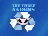 The Three Aarghs (Image Shop)