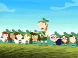 The Greenie Girls