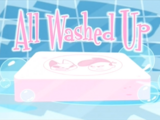 All Washed Up (Image Shop)