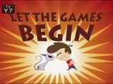 Let The Games Begin (Image Shop)