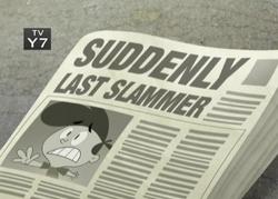 21-1 - Suddenly Last Slammer