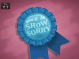 You'll Be Show Sorry