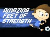 Amazing Feet of Strength