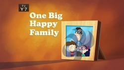 11-1 - One Big Happy Family
