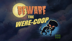 9-1 - Beware The Were-Coop