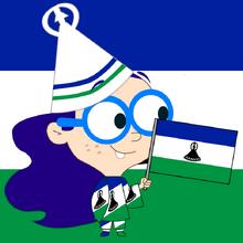 Millie Burtonburger (Lesotho)
