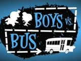 Boys Vs. Bus (Image Shop)