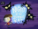 Night Of The Zombie Kat