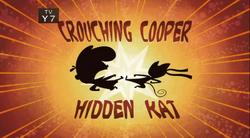 19-1 - Crouching Cooper Hidden Kat