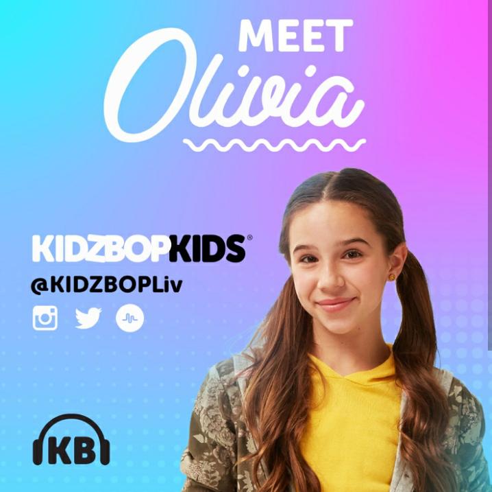 Olivia Kidz Bop Wiki Fandom Powered By Wikia