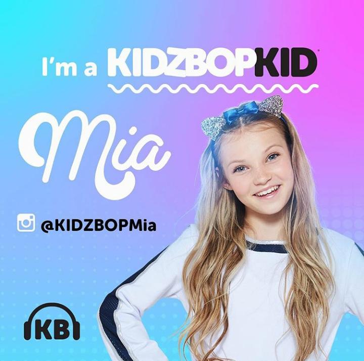 Mia | Kidz Bop Wiki | Fandom