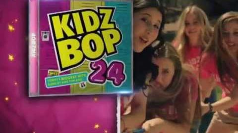 KIDZ BOP 24 - As Seen On TV