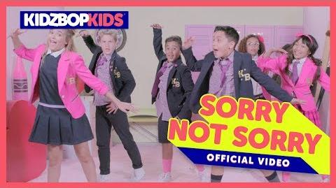 KIDZ BOP Kids – Sorry Not Sorry (Official Music Video) KIDZ BOP 36
