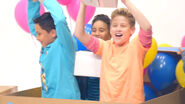 Cooper, isaiah and freddy's first appearance on kidz bop