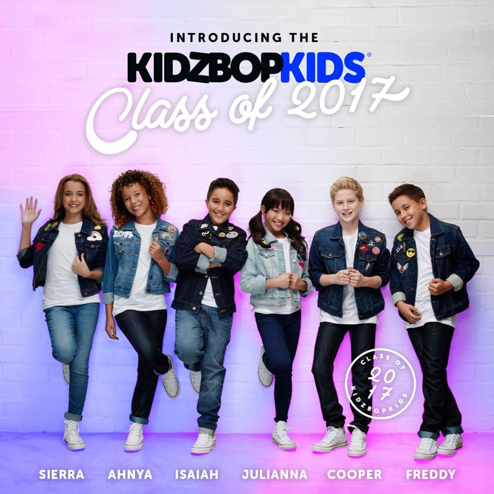 Meet the Six New Kidz Bop Kids | Kidz Bop Wiki | FANDOM ...
