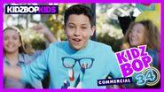 Kidz Bop 34 Commercial