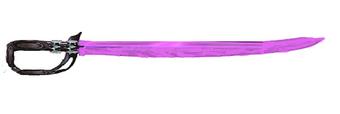 Signature veryant of blamite cutlasss