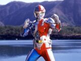 List of references to Kikaider in popular culture