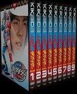 Jinzo Ningen Kikaider Generation Kikaider Box Set