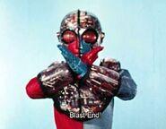 Blast End