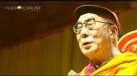A Dalai Láma válasza arra, hogy a Pilisben van-e a föld szívcsakrája. www.esoguru.com