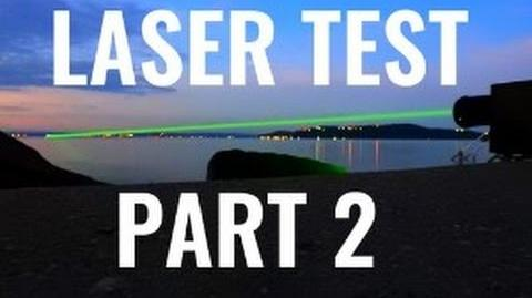 Flat Earth Laser Test Proves The Flat Earth - Part 2-0