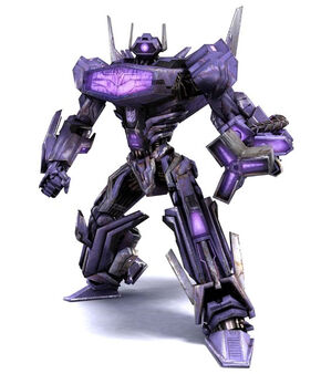 War for Cybertron Shockwave