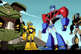 TFA TFandRollout Autobots