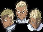 Ira Gamagōri face