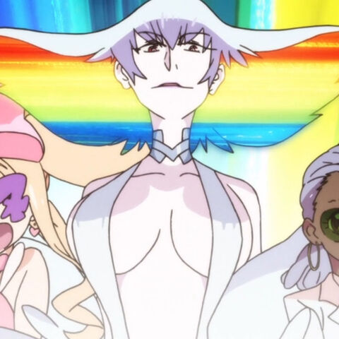Ragyō, Nui and Rei.